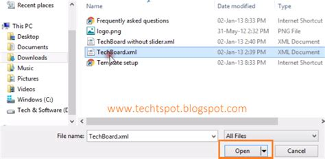 upload themes blog how to upload custom theme in blogger