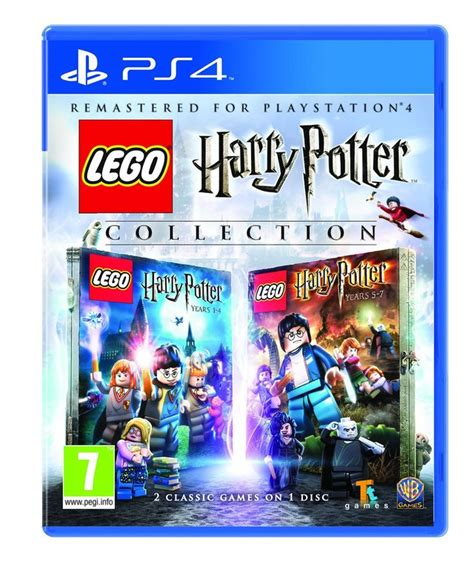 Ps4 Lego Harry Potter Collection by Lego Harry Potter Collection Coming To Ps4 Ign