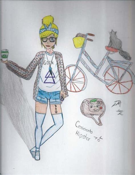 imagenes hipsters para dibujar dibujos tumblr hipster a lapiz faciles imagui