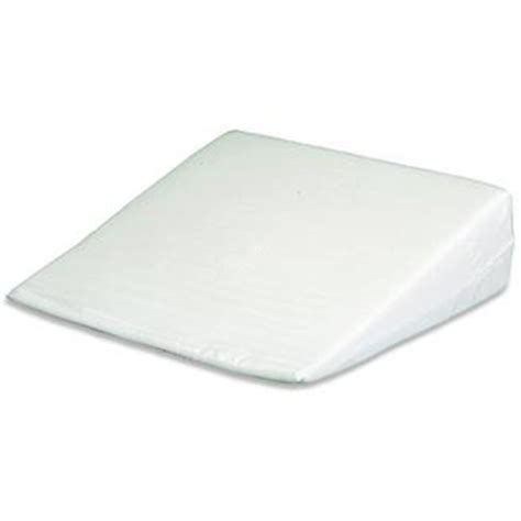 hermell foam bed wedge pillow at healthykin