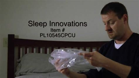 Sleep Innovations Pillow Reviews by Sleep Innovations Memory Foam Pillow Review