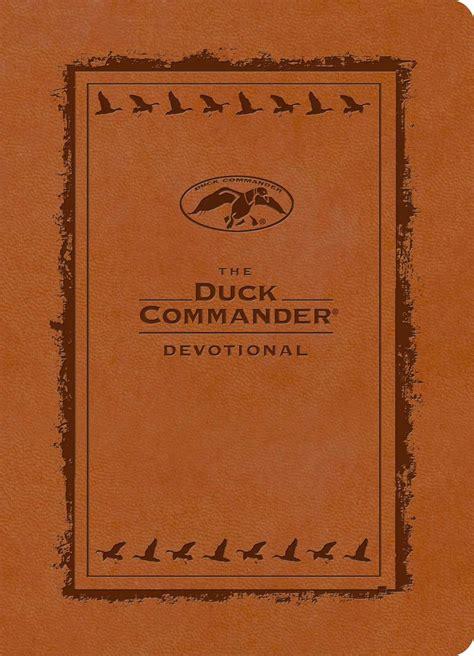 Duck Commander Devotional the duck commander devotional leathertouch edition book