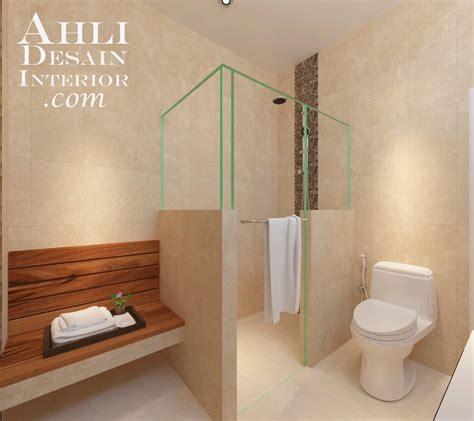 jasa desain interior kamar mandi minimalis jasa desain interior  jakarta rumah apartemen