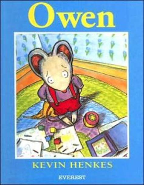 a picture book of owens owen by kevin henkes 9788424115197 paperback barnes