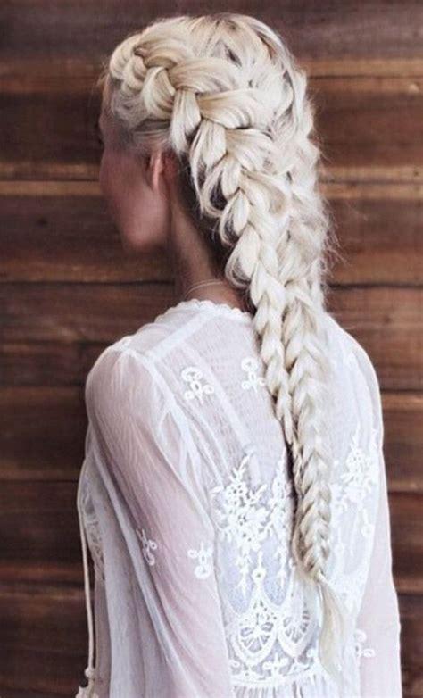 coiffure de style 10 styles de tresse pour votre coiffure de mariage