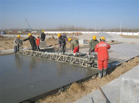 Concrete Truss Screed china concrete vibratory truss screed machine with honda engine photos pictures made in