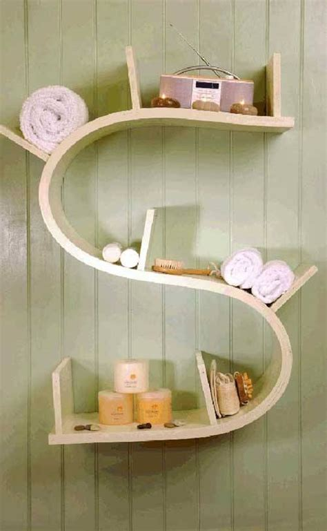 Bathroom Wall Shelf Ideas | decorating wall shelves ideas 2013