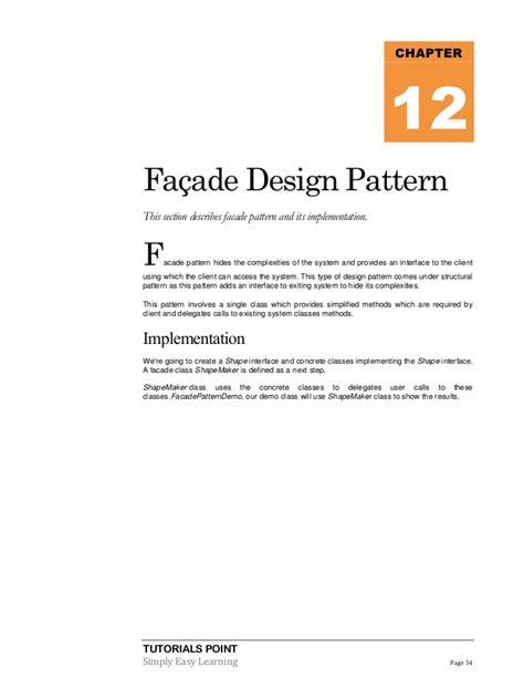 design pattern c video tutorials design pattern tutorial