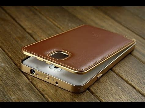 metal bumper samsung galaxy note 3 samsung galaxy note 3 leather metal bumper