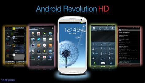 android revolution hd android revolution hd rom for samsung galaxy s3 naldotech