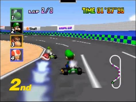 Diddy Gets The Shut Out by Diddy Kong Racing Was Better Than Mario Kart 64 1 More