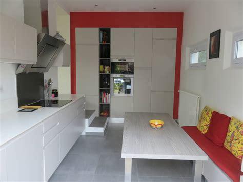 cuisine sans poign馥 ikea meuble cuisine sans poigne acclairage meuble cuisine