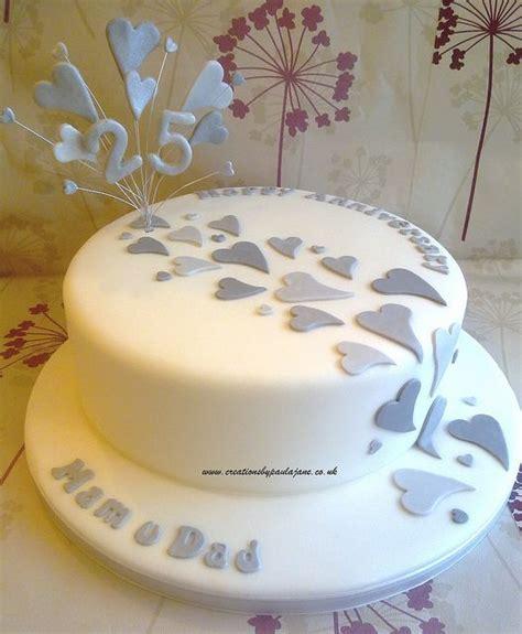25th Anniversary Cake in 2019   cakes   25 anniversary