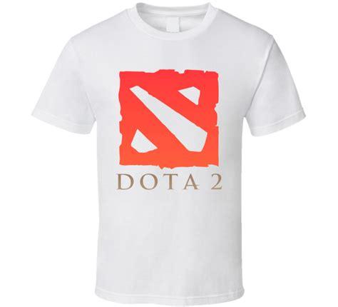 Dota2 T Shirt dota 2 logo t shirt