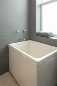 Bathtubs Seattle Japanese Soaking Tub Ofuro Tub Square With A Built In