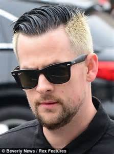 Blonde before the good charlotte singer previously had the sides of