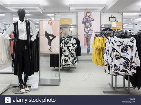 c section clothes m s marks spencer store uk womens clothing display