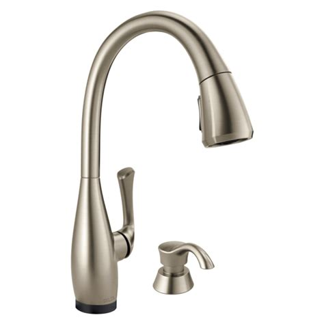 delta kitchen faucets canada delta touch kitchen faucet canada delta trinsic single
