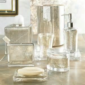 beautiful Lavabo Retro Salle De Bain #3: accessoires-de-salle-de-bain-en-verre-mercurisé.jpg