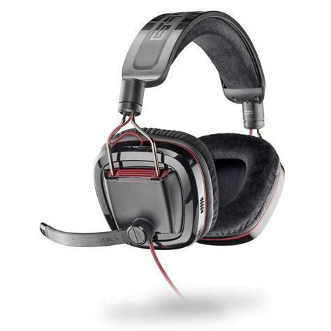 amazon headphones amazon com plantronics gamecom 780 gaming headset with