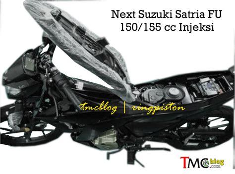Emblem Suzuki Satria Fu Injeksi ini dia 3 alasan suzuki satria fu injeksi layak ditunggu