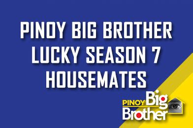 7 7 07 Is The Lucky Day For Longoria Tony by Big Lucky Season 7 Housemates