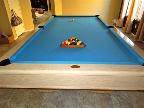 Billiards Forum 9 Ft Olhausen Pool Table With Normal