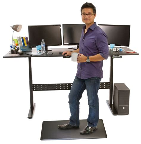 stand up desk floor mat floor mats for standing desks standing desk pads gelpro