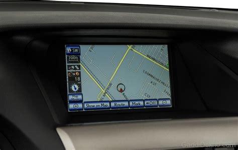 lexus rx navigation system lexus rx navigation system car pictures images