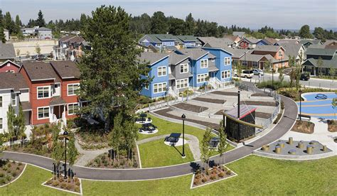 Tacoma Housing Authority Hillside Terrace Prr Biz