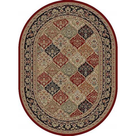 tayse rugs sensation green 6 ft 7 in x 9 ft 6 in tayse rugs sensation red 5 ft 3 in x 7 ft 3 in