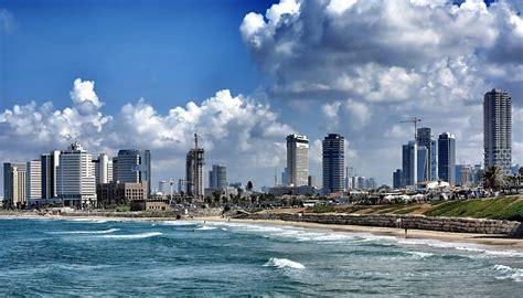 Tel Aviv   City in Israel   Sightseeing and Landmarks