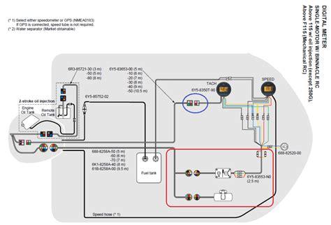 yamaha 703 remote wiring diagram wiring diagrams