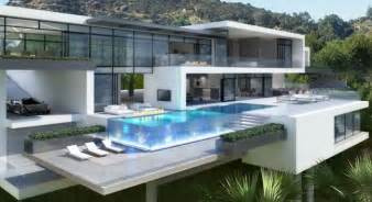 architectural plans for sale two luxury and modern villas in los angeles