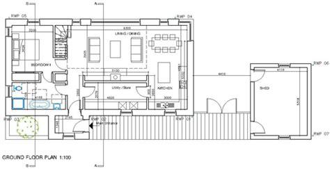 passive house design plans uk portfolio new build passive house whitsome scottish