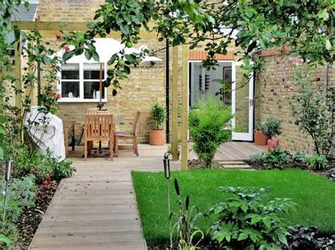Design Ideas Victorian Terrace   victorian terrace garden design the interior design