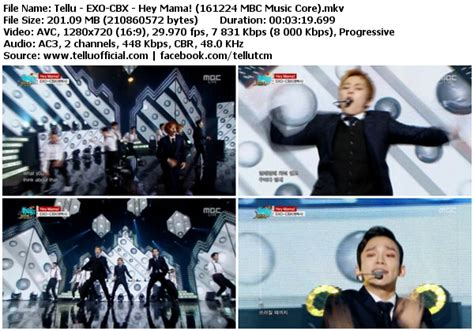 download mp3 exo hey mama download perf exo cbx hey mama mbc music core 161224