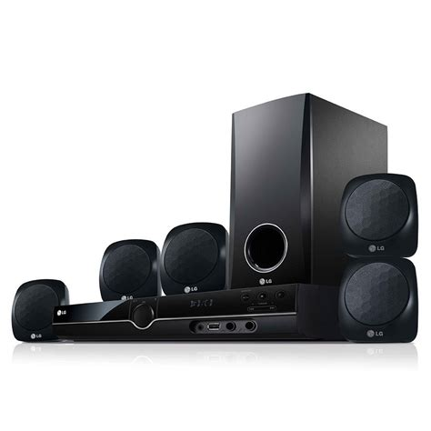5 1 dvd home cinema system lg dh3120s