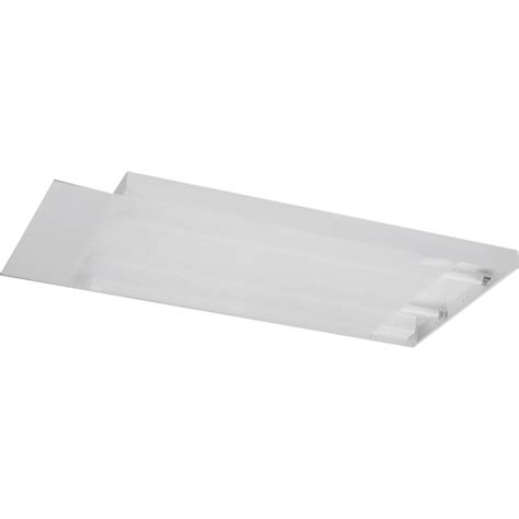 Lu Emergency Maxspid diffuser type fitting recessed