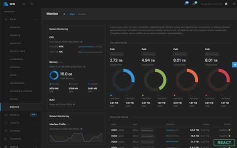 wrapbootstrap free themes spin admin dashboard theme admin dashboards