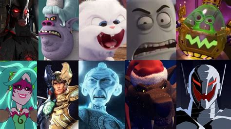 Kaos I M With Stupid Ynstyle defeats of my favorite animated non disney villains
