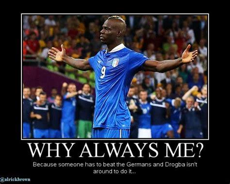 Always Me balotelli why always me alrick brown