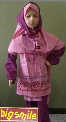 Jual Peci Rabbani by Baju Muslim Anak Big Smile