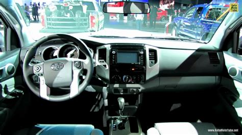 2014 Tacoma Interior by 2014 Toyota Tacoma Release Dates Pictures Autos Weblog