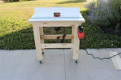 diy benchtop router table woodworking projects plans
