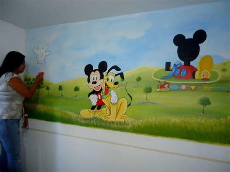 decoracion habitacion bebe mickey mouse decoracion cuarto infantil de mickey mouse kids room