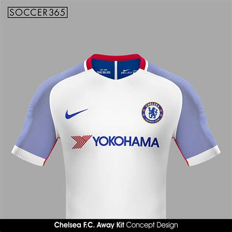 chelsea nike concept what the nike chelsea jersey might look like