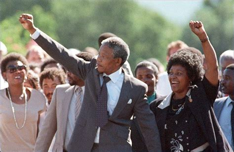 nelson mandela freed national geographic society 10 things you didn t know about nelson mandela mnn mother nature network