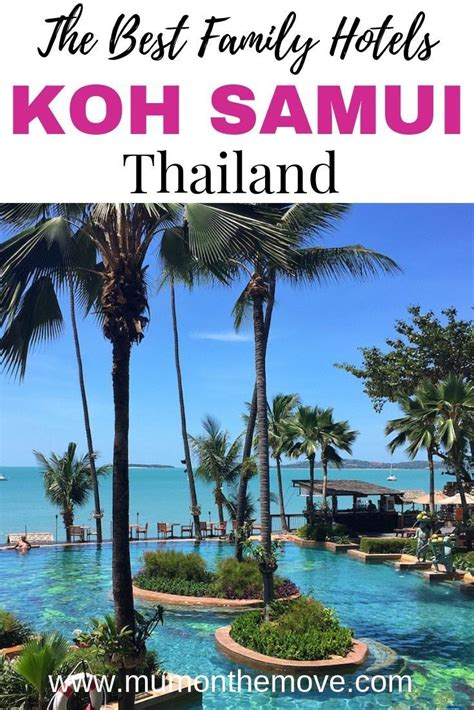 koh samui family resorts thailand beach resorts