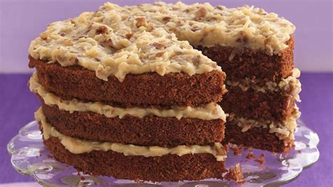 12 Ingredients And Directions Of German Chocolate Coconut Bars Receipt by German Chocolate Cake With Coconut Pecan Frosting Recipe
